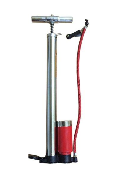 Elle Basarak Lastik Ve Benzeri Malzeme Şişirme Pompası