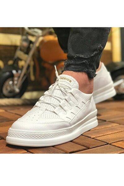 Beyaz Erkek Yürüyüş Ayakkabısı XRM040