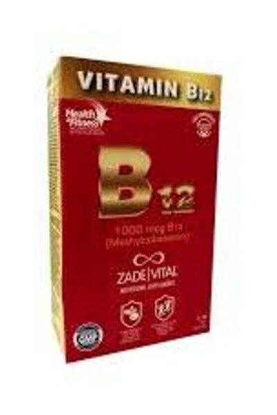 B12 Vitamini 1000 Mcg 30 Kapsül