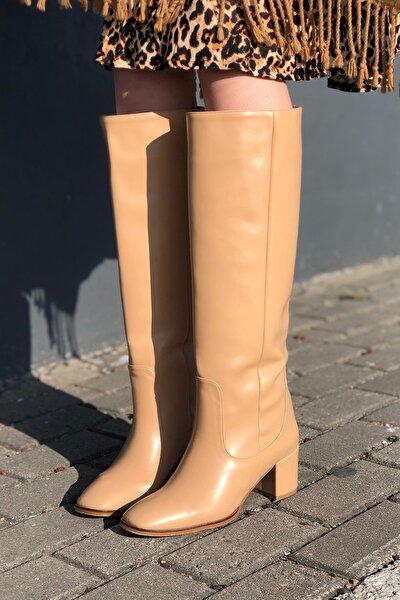 Nude Kadın Çizme