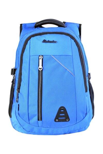 SY-50407 Mavi Günlük Seyahat Okul Sırt Çantası