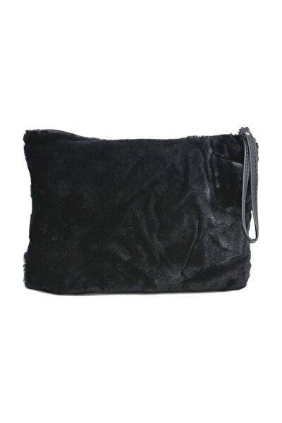 Kadın Clutch Çanta Siyah