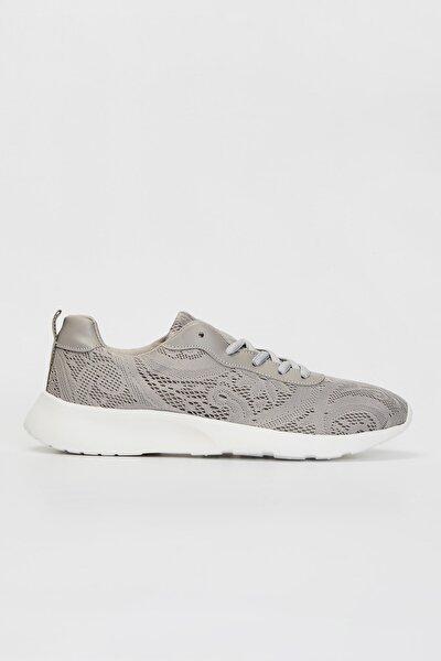 Kadın Gri Sneaker 0S3621Z8