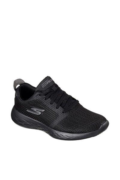 GO RUN 600 - REFINE Kadın Siyah Koşu Ayakkabısı