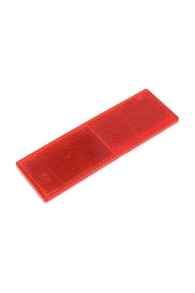 3m Yapışkanlı Kırmızı Kamyon/römork/otomobil Reflektör