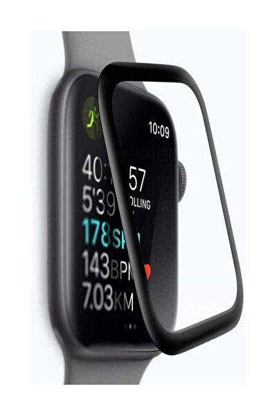 Apple Watch 44mm 3d Full Yapışkanlı Cam Ekran Koruyucu