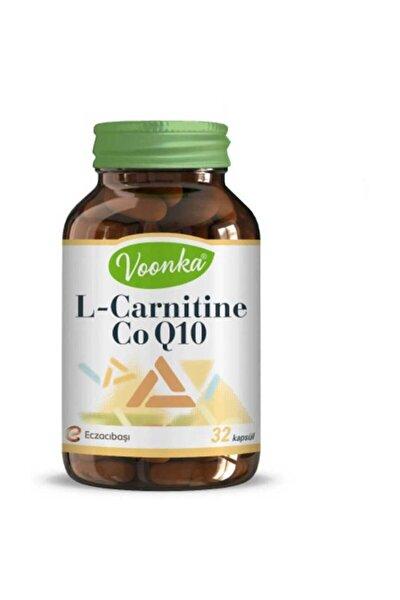 L-carnitine Co Q10 32 Kapsül