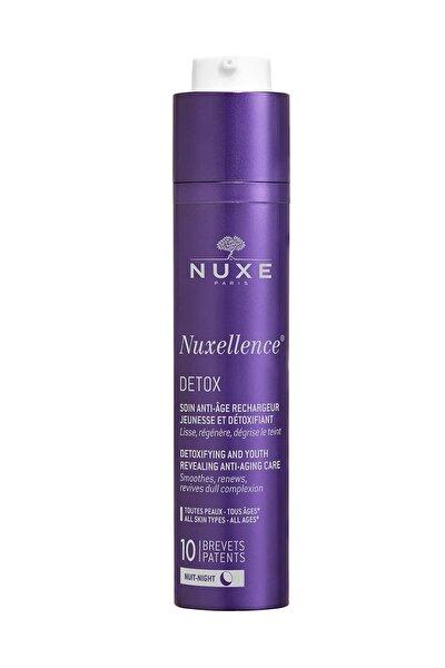 Llence Detox Night Anti Aging Bakım Kremi 50 ml