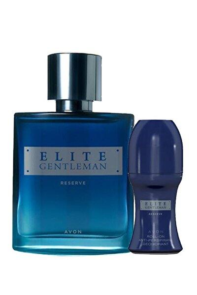 Elite Gentleman Reserve Erkek Parfümü ve Rollon Set 5050000000536