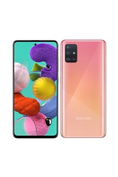 Galaxy A51 128GB Pembe Cep Telefonu (Samsung Türkiye Garantili)