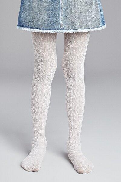 Pembe Pretty Decor Külotlu Çorap