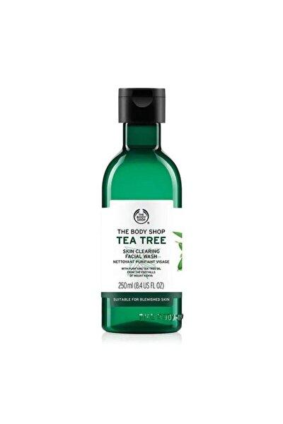 Çay Ağacı Yüz Yıkama Jeli 250ml