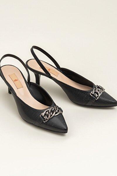 VINITA Siyah Kadın Ayakkabı