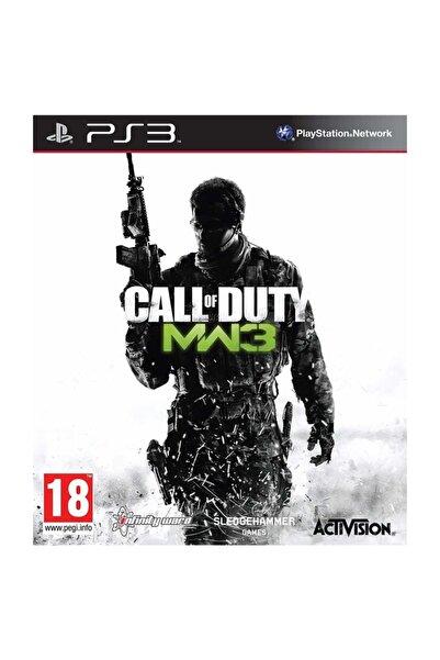 Call Of Duty Modern Warfare 3 PS3 Oyun