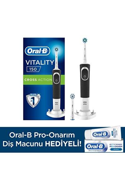 D150 Şarjlı Diş Fırçası + 1 Yedek Başlık + Pro Onar Diş Macunu 50 ml