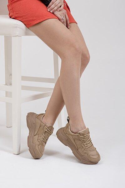 Kadın Spor Ayakkabı Toprak Bls-q -> 38 -> Toprak