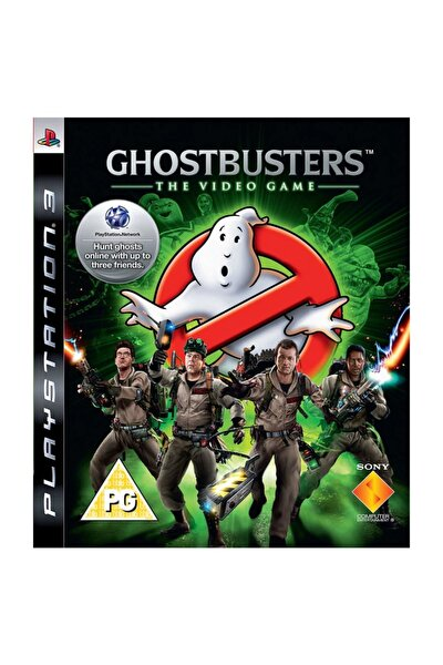 Ghostbusters PS3 Oyun