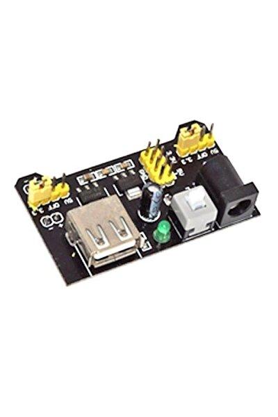 Breadboard Güç Kaynağı Modülü 3.3v / 5v Power Supply Arduino Projelerine Uygun
