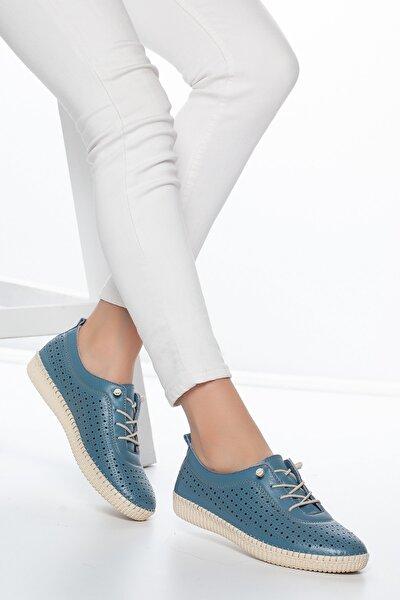 Mavi Kadın Ayakkabı DXTRSWMN5004