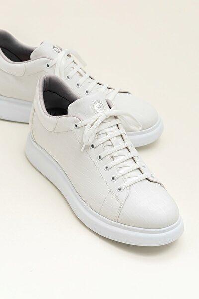SEWARDD Beyaz Erkek Ayakkabı