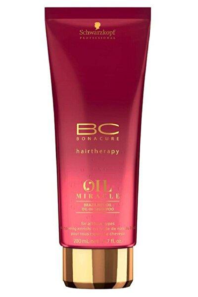 Onarıcı ve Nemlendirici Brazilnut Yağı Şampuanı 200 ml 4045787366969