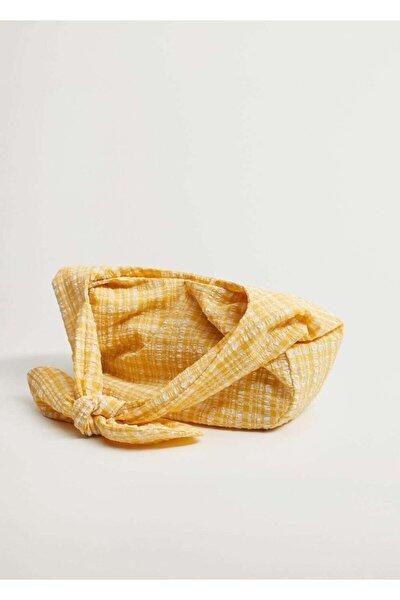 Vichy Bucket Çanta