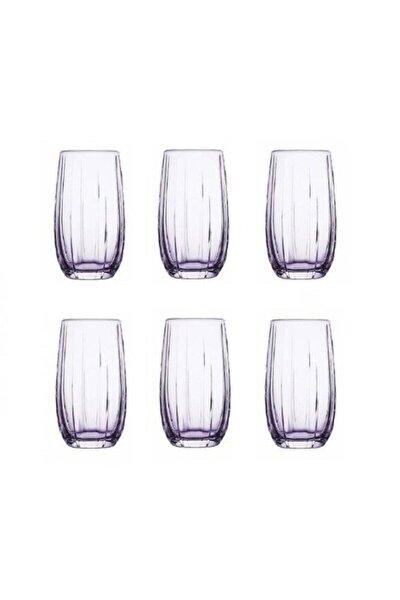 420415 Mor Linka Su Bardağı 380 Cc 6 Lı
