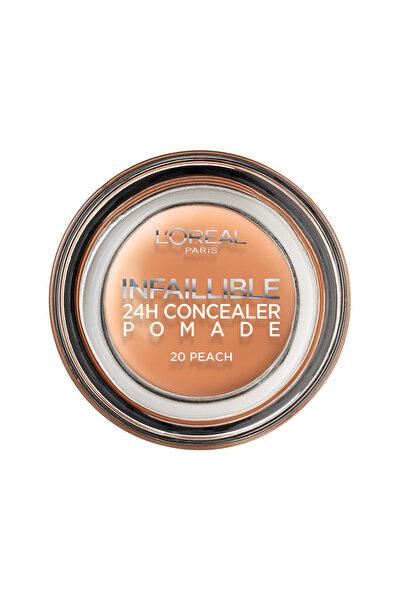 Kapatıcı - Infaillible 24H Concealer Pomade 20 Peach 3600523540341