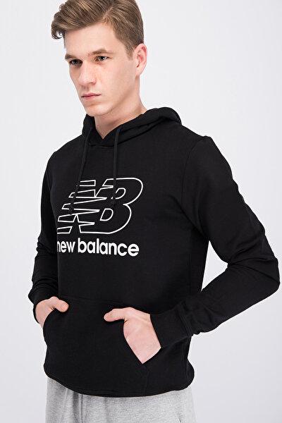 Erkek Sweatshirt - V-MTH809-BK