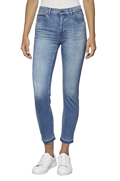 Kadın Hıgh Rıse Slım Izzy Dlbco Jeans DW0DW03570