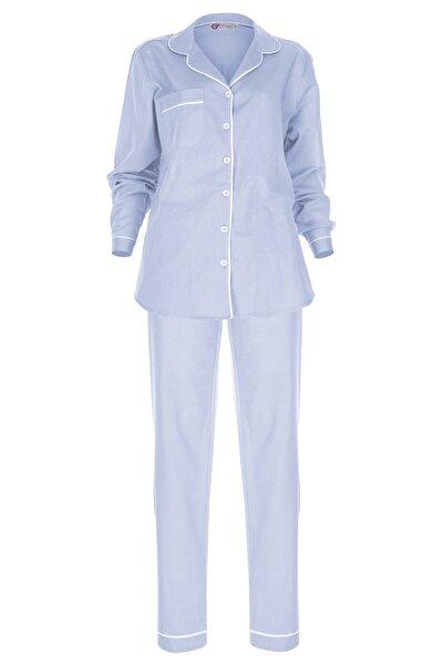 Vual Biyeli Pijama Takım