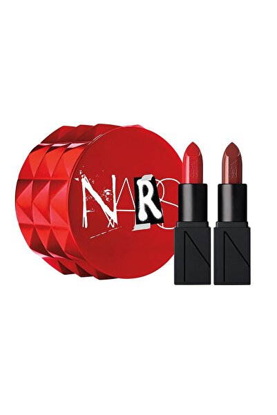 2'li Mini Ruj - Audacious Lipstick Rita & Mona 607845083795