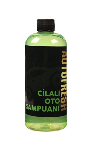 Carefect Araç Konsantre Cilalı Oto Şampuanı (sünger Hediyeli) 410 ml
