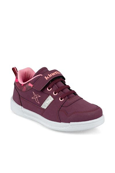 ENKOS 9PR Mürdüm Kız Çocuk Sneaker Ayakkabı 100425521