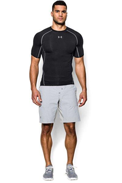 Erkek Spor T-Shirt - UA HG ARMOUR SS - 1257468-001