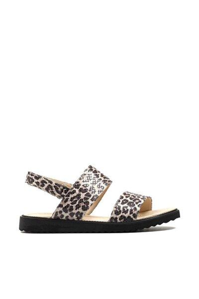 Bej Kadın Sandalet 01SAH144560A310