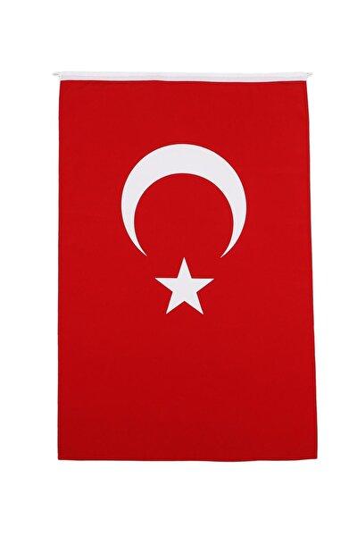 Türk Bayrağı 80x120 cm Raşel Kumaş