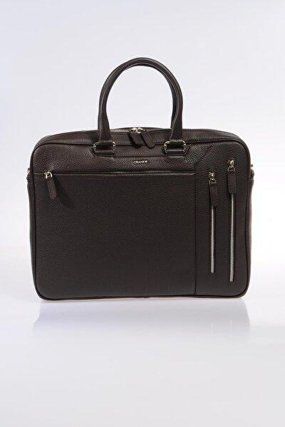 Kahverengi Unisex Laptop & Evrak Çantası 8690027123633