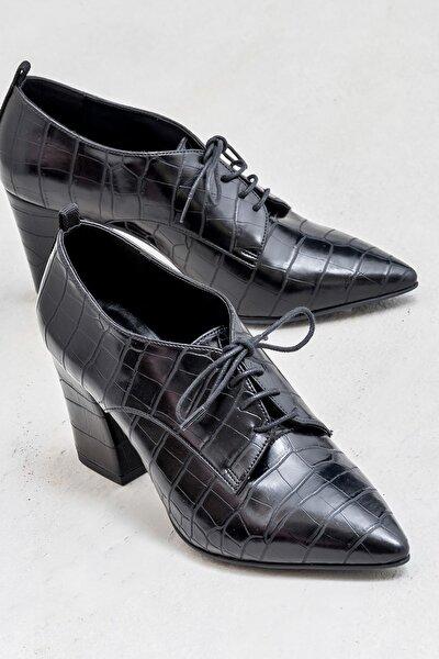 MERIEL Siyah Kadın Ayakkabı