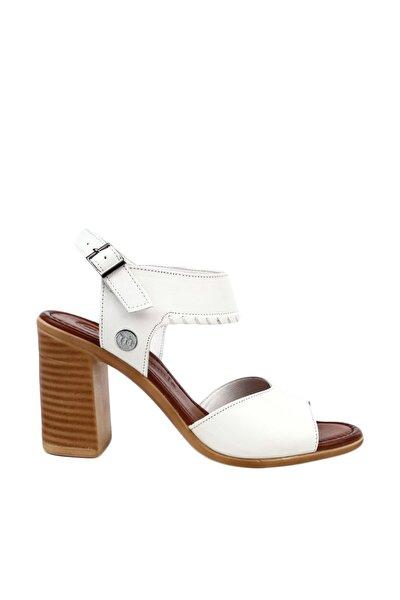 Kadın Beyaz Ayakkabı D19YS-1305