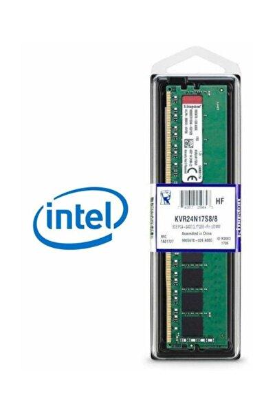 8GB 2666MHz DDR4 CL19 1.2V Tek Modül Ram KVR26N19S8/8