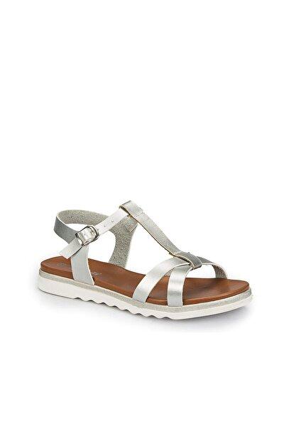 81.311491.Z Gümüş Kadın Sandalet 100298501