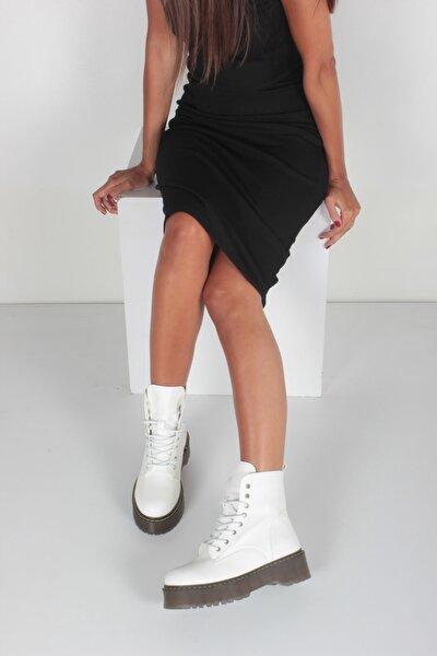 Beyaz Cilt Kadın Bot KY92515