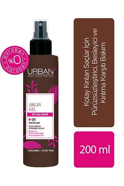 Argan Yağı & Keratin Kırılma Karşıtı Sıvı Saç Kremi 200 ml