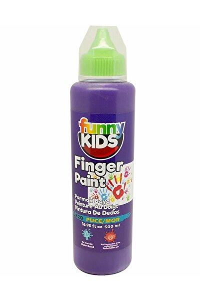 Funny Kids Parmak Boyası 500ml - 2820 Mor