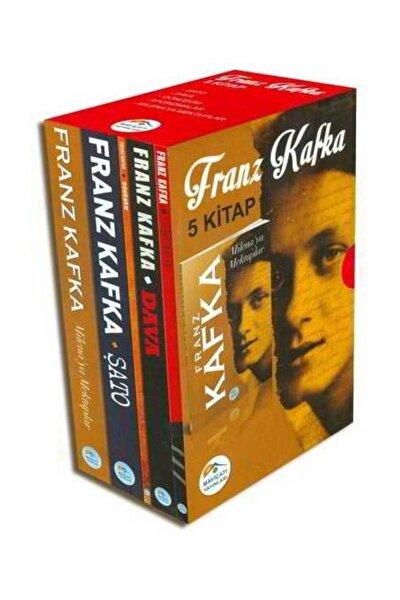 Franz Kafka Seti 5 Kitap Takım