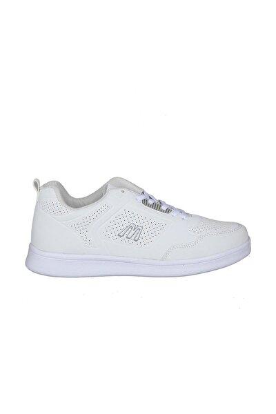 Beyaz Unisex Yürüyüş Ayakkabısı 19M001111053-01