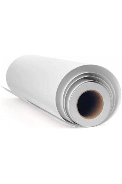 Parlak Beyaz Yapışkanlı Folyo  122 Cm  X 2 Mt