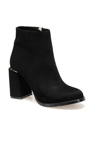 LUANDA Siyah Kadın Topuklu Bot 100523437