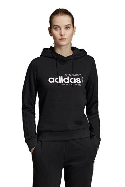 W BB HDY Siyah Kadın Sweatshirt